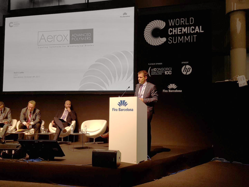 AEROX WORLD CHEMICAL SUMMIT